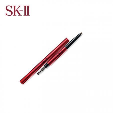 sk2 上质光 丝滑持色保养眉笔